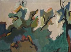 Krošnje, 1954