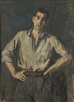 Portret mladića, 1952